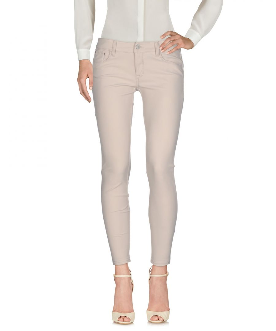 Image for Cycle Light Grey Jersey Tapered Leg Trousers