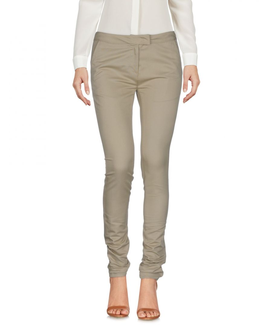 Image for Love Moschino Beige Cotton Casual trousers