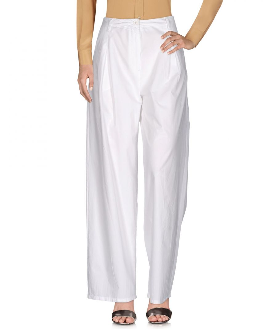 Image for Love Moschino Cotton Chino Trousers