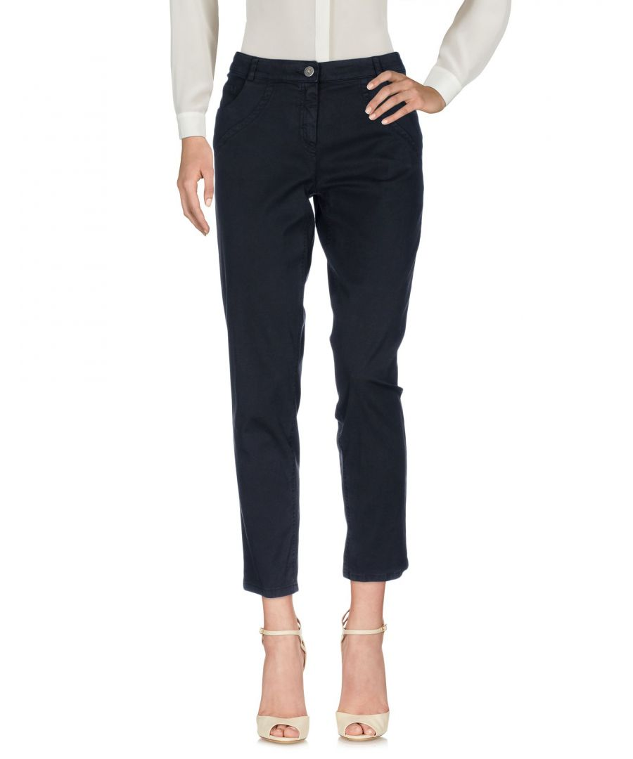 Image for TROUSERS Scervino Street Steel grey Woman Cotton