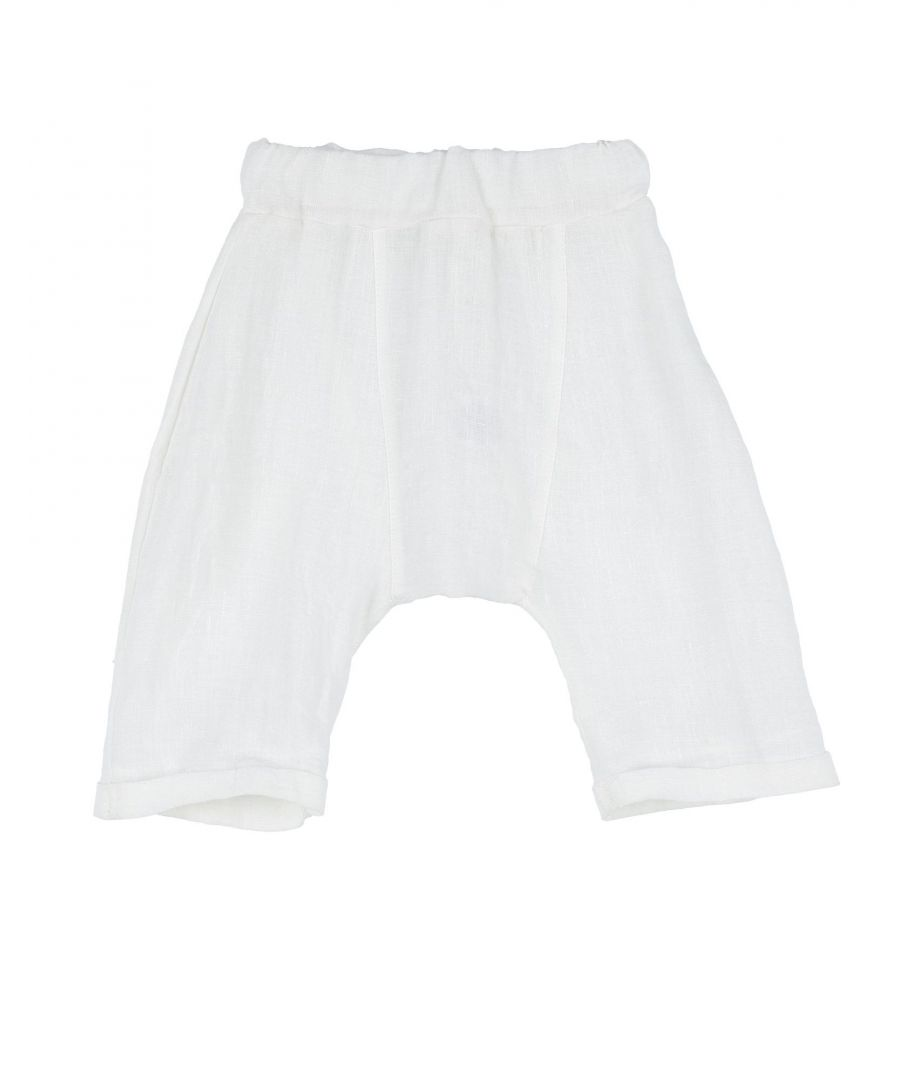 Image for Latte E Biscotti® Girl Casual trousers Ivory Linen