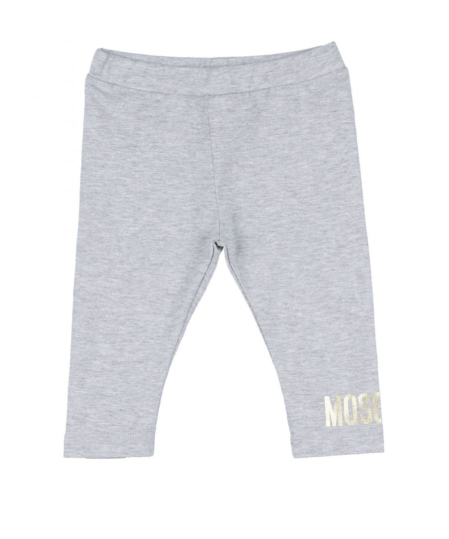 Image for TROUSERS Moschino Grey Girl Cotton