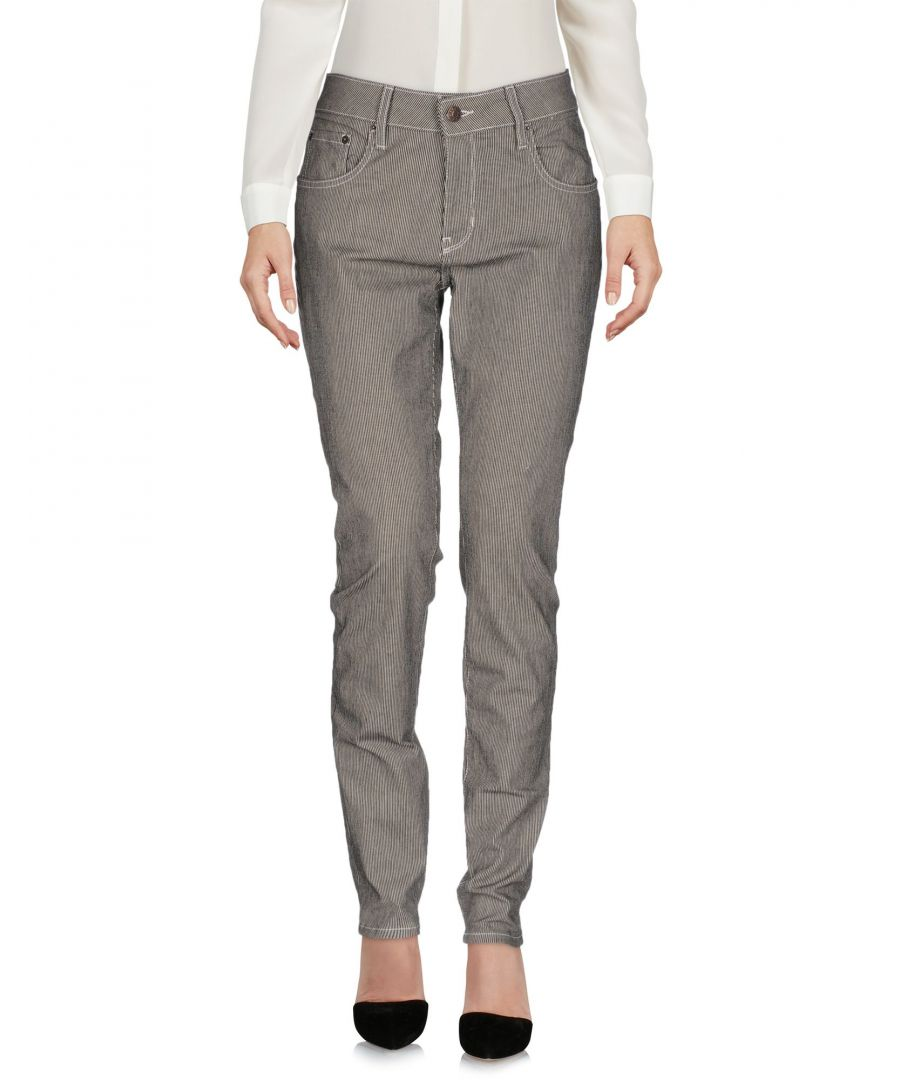 Image for 6397 Black Cotton Trousers