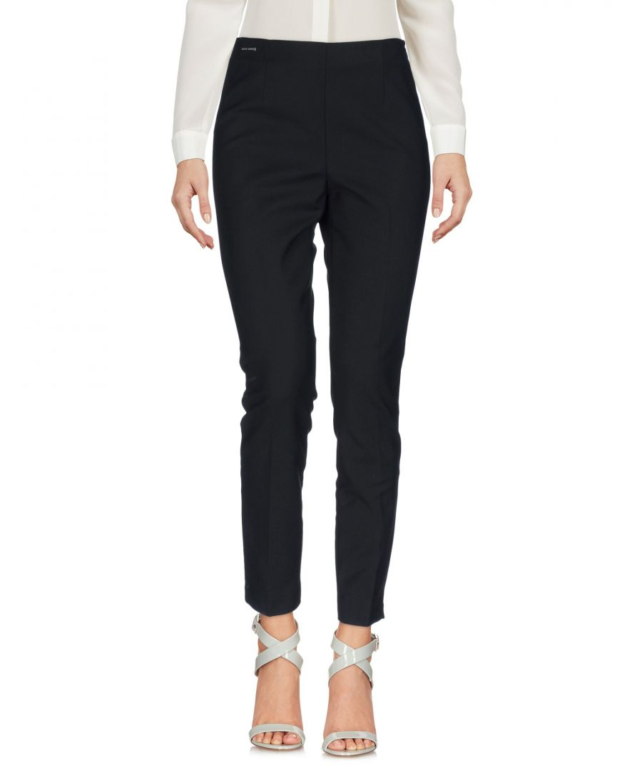 Image for Polo Ralph Lauren Black Cotton Tailored Trousers