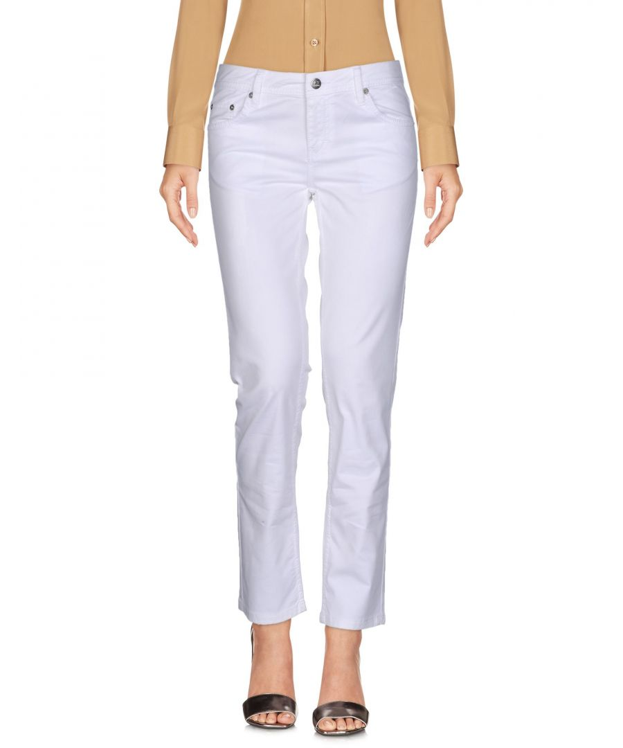 Image for TROUSERS Ice Iceberg White Woman Cotton