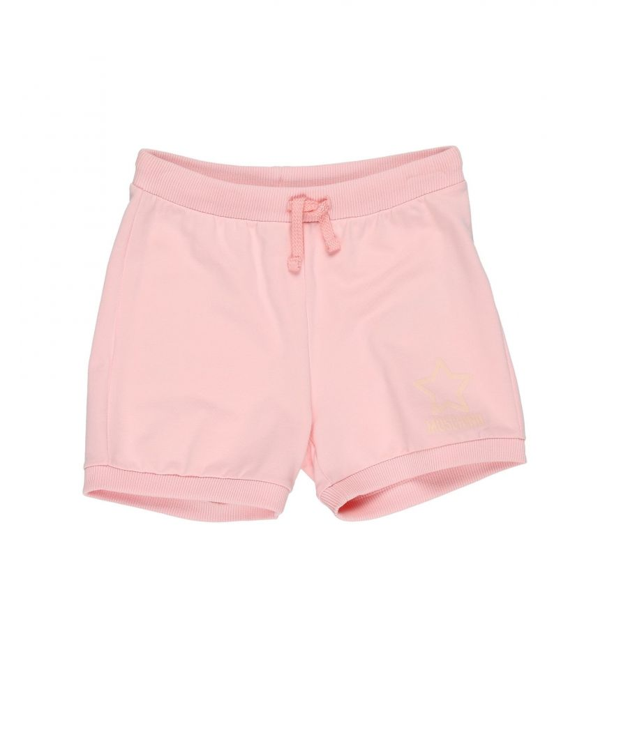 Image for TROUSERS Moschino Pink Girl Cotton