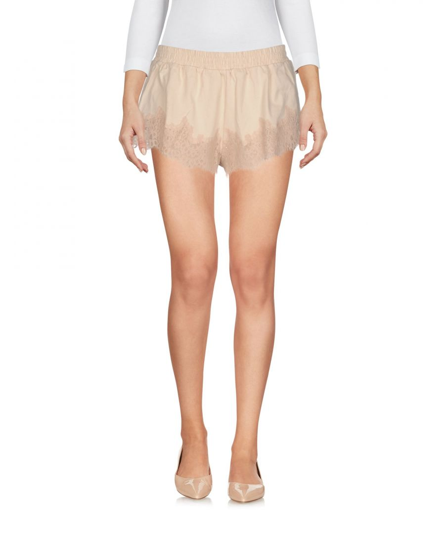 Image for Fenty Puma By Rihanna Sand Cotton Lace Shorts