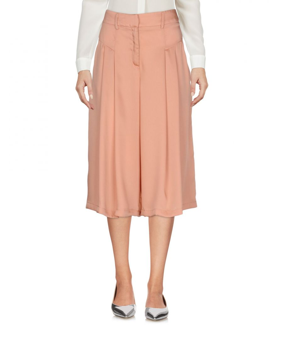 Image for TROUSERS Woman Atos Lombardini Salmon pink Polyester