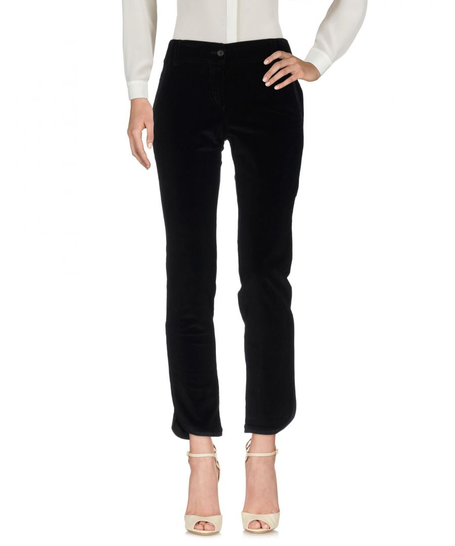 Image for TROUSERS Ice Iceberg Black Woman Cotton