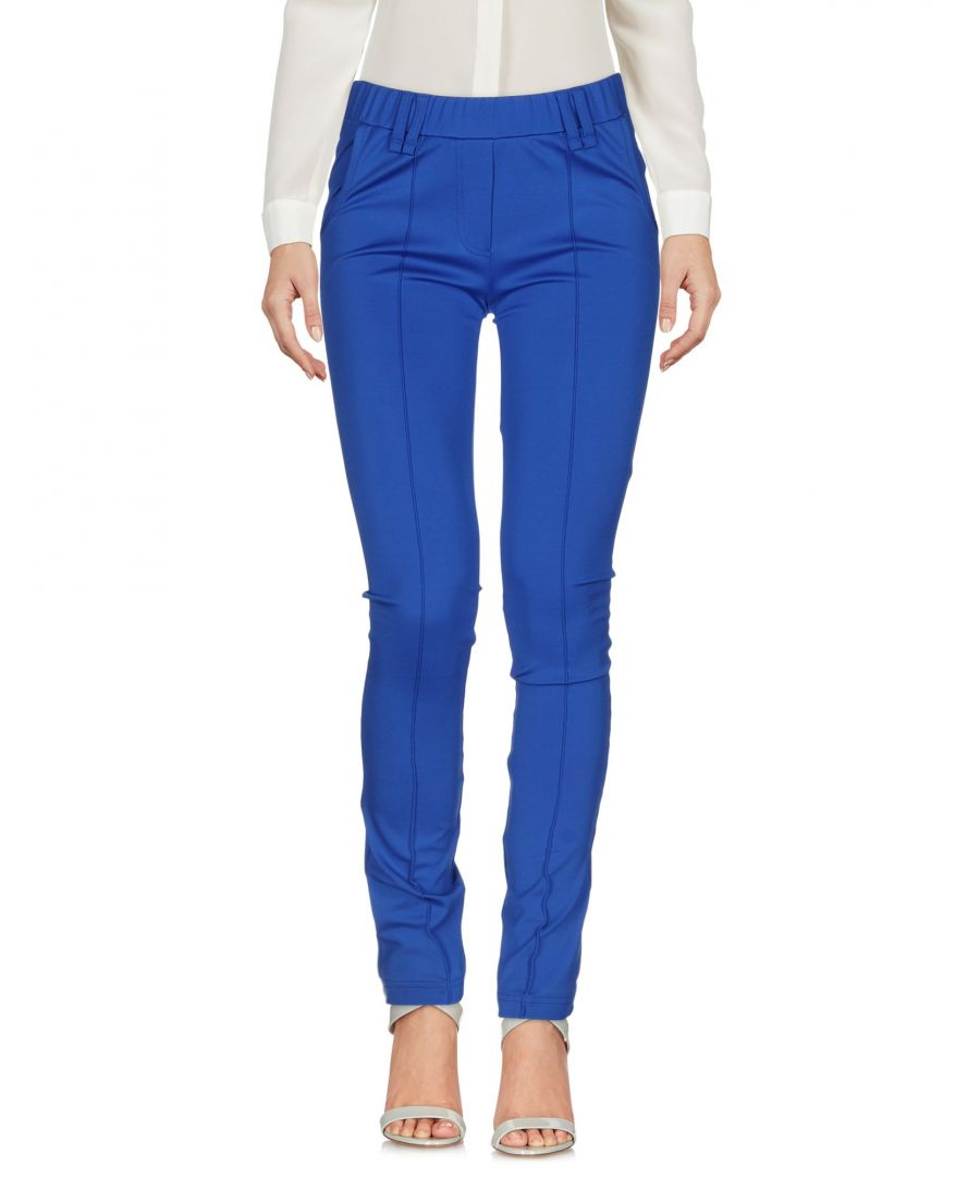 Image for TROUSERS Plein Sud Blue Woman Viscose