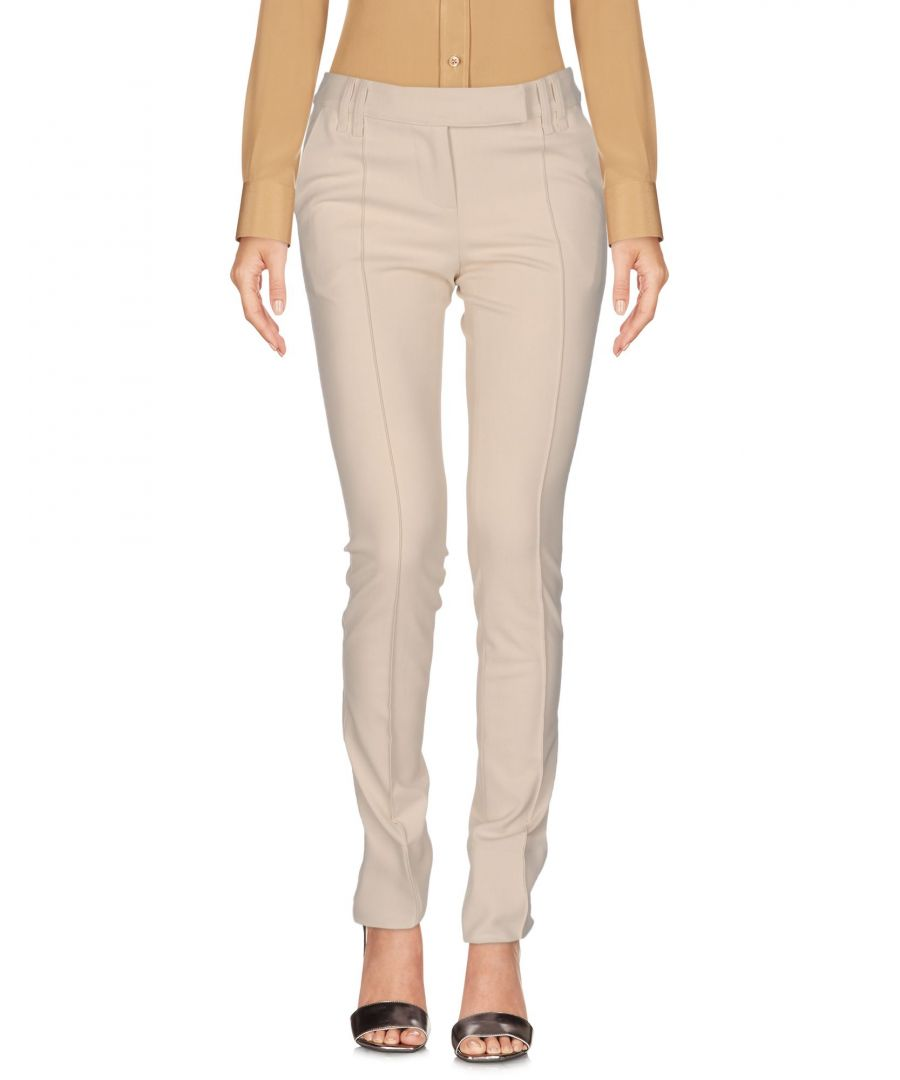 Image for TROUSERS Plein Sud Ivory Woman Viscose