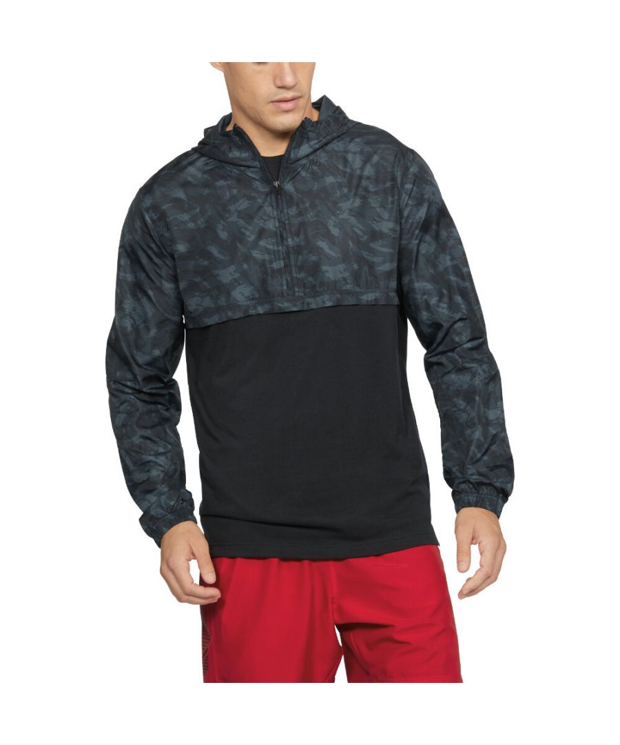 Image for Under Armour Mens Sportstyle Wind Resistant Fast Drying Running Jacket