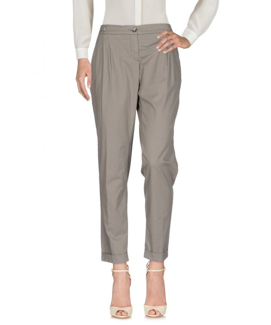 Image for Armani Jeans Grey Cotton Casual trousers