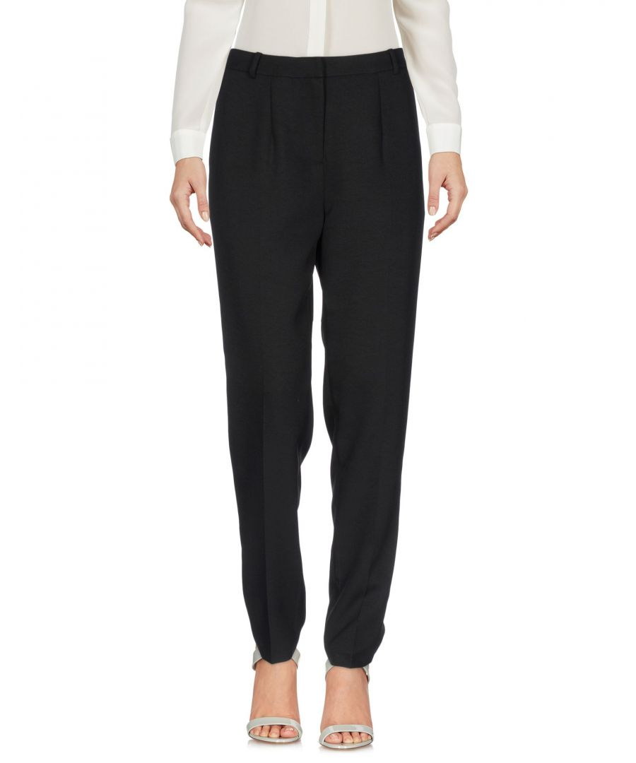Image for Ty-Lr Black Polyester Casual trousers