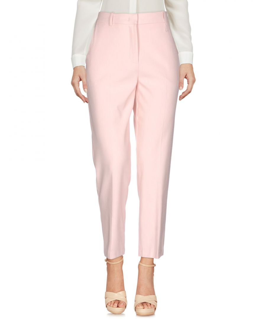 Image for Pinko Woman Casual trousers Pink Polyester