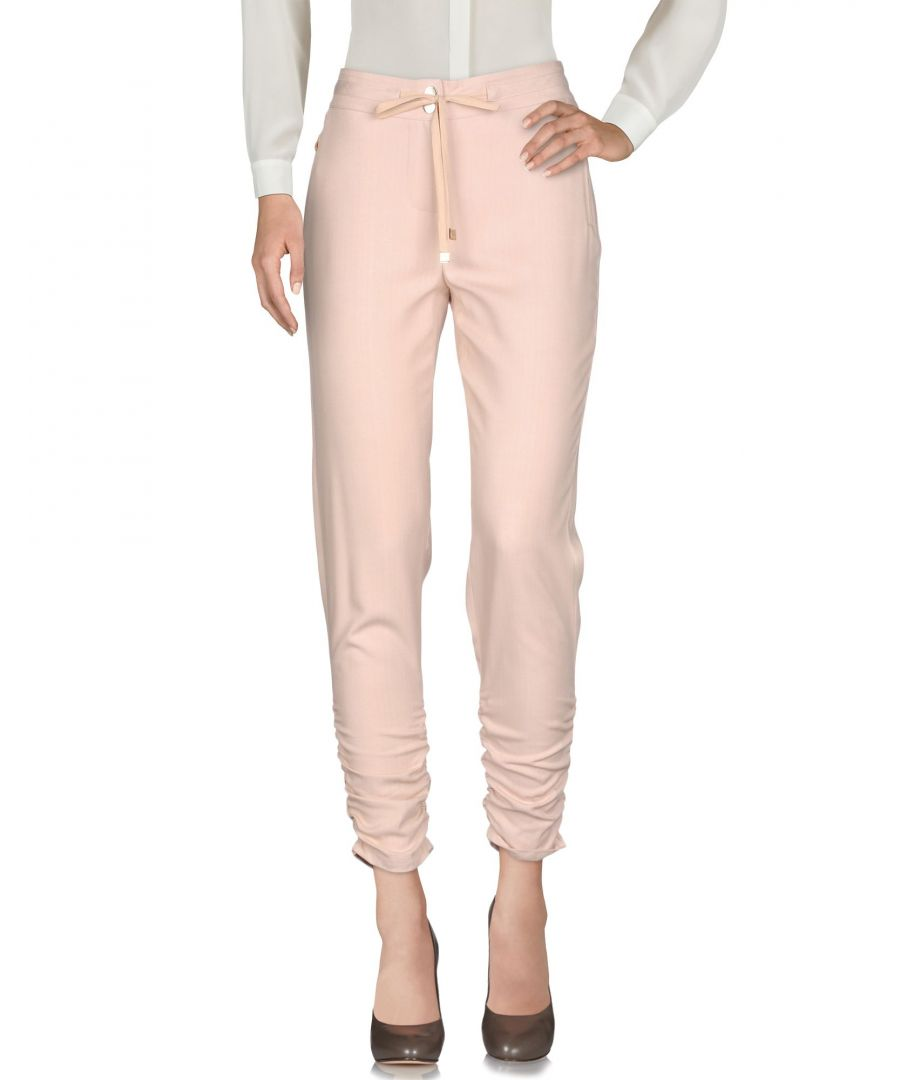 Image for TROUSERS Woman Marciano Beige Viscose