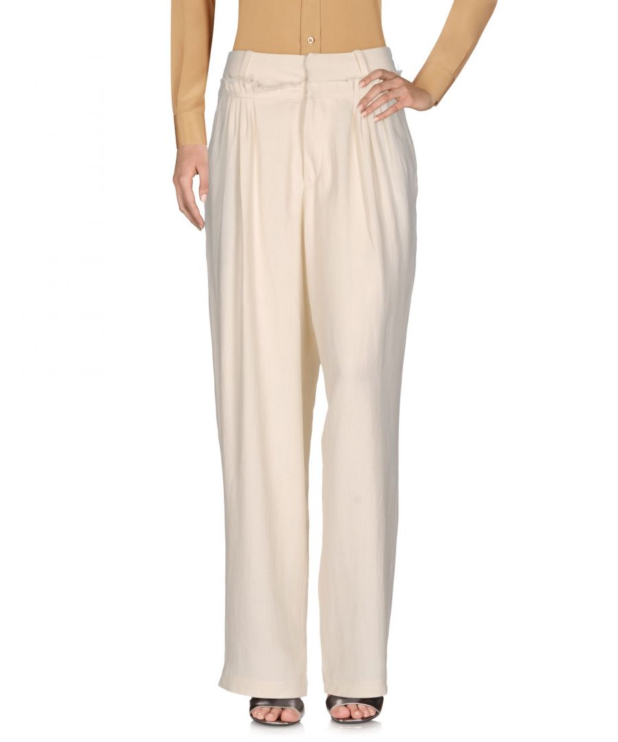 Image for Soho De Luxe Ivory Trousers