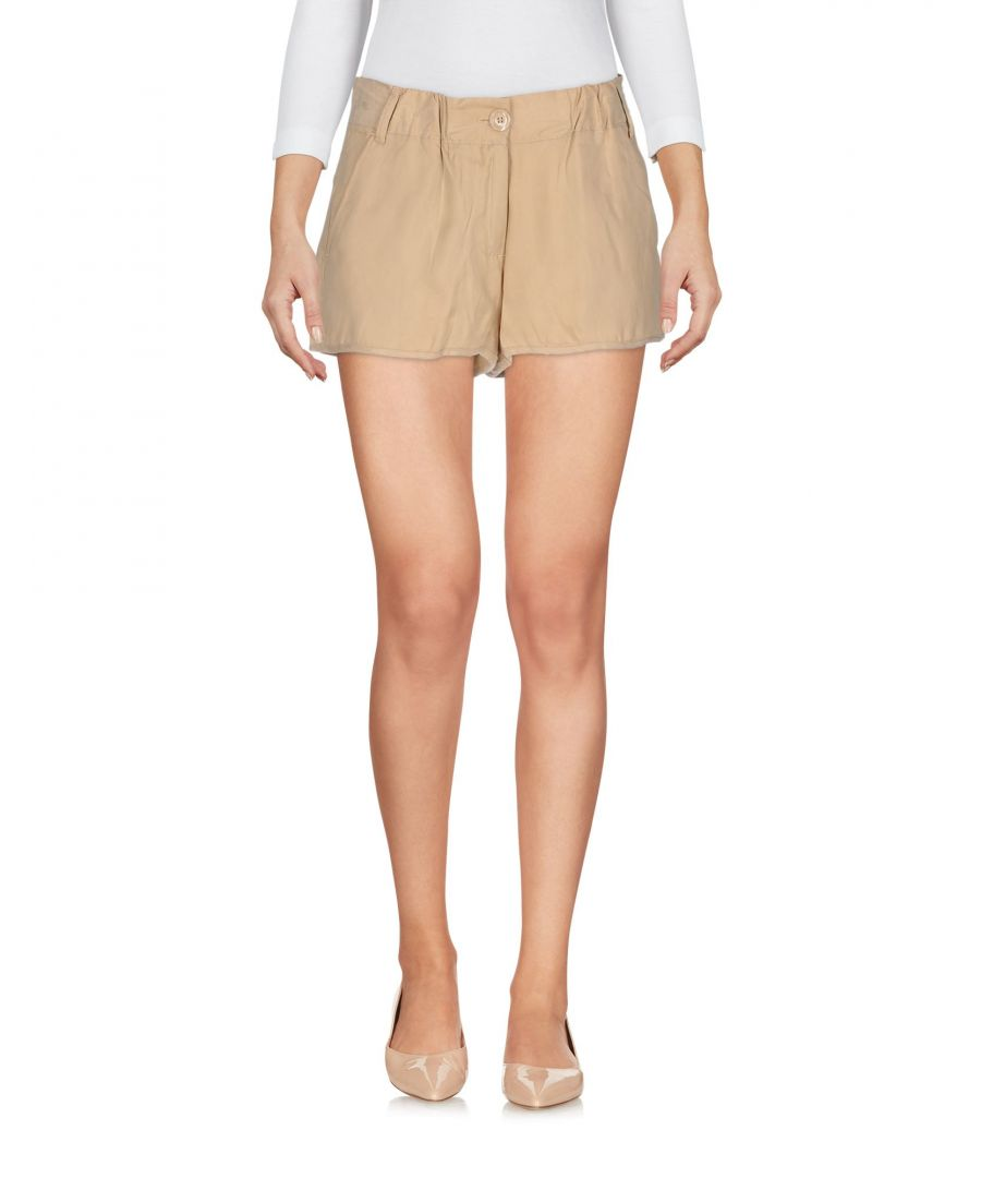 Image for TROUSERS Silvian Heach Beige Woman Cupro