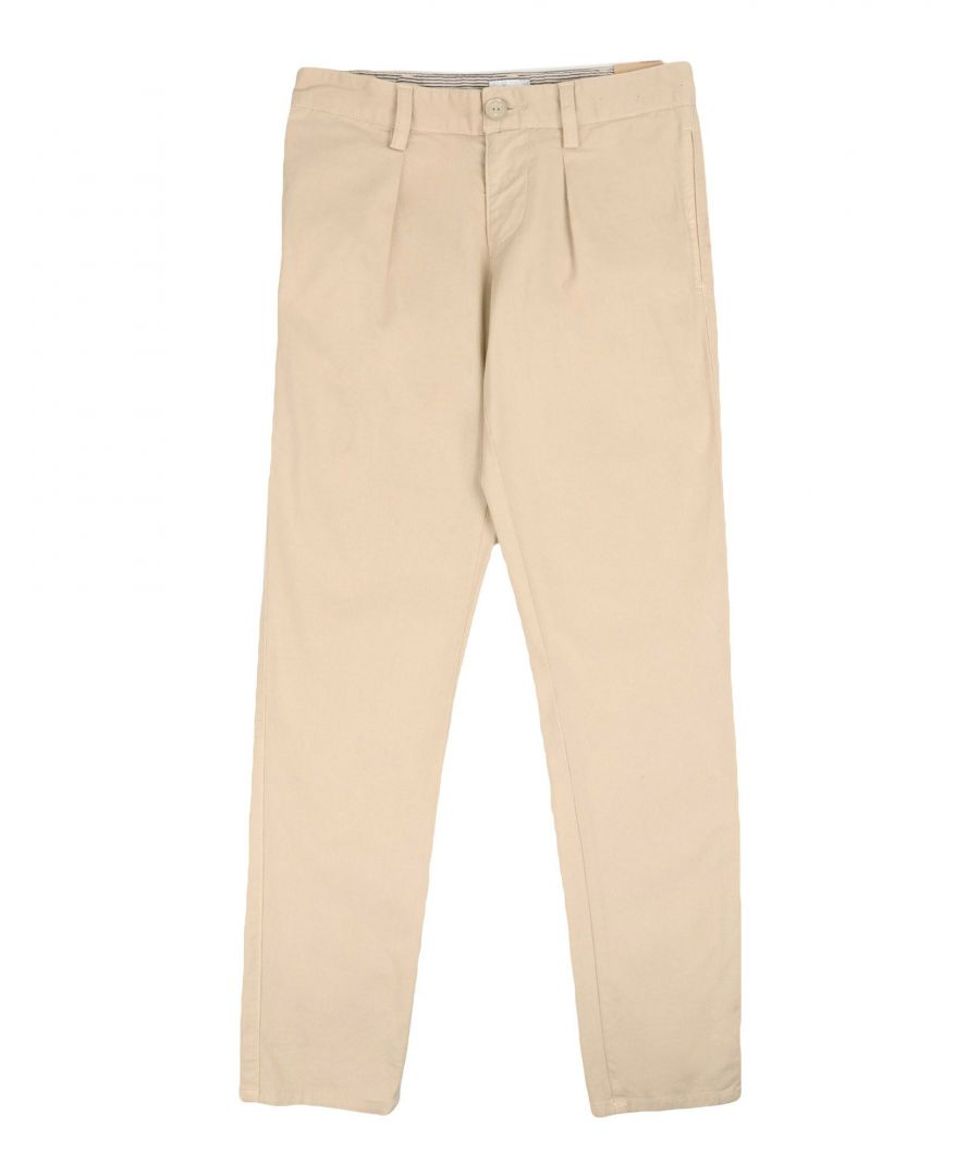 Image for TROUSERS Armani Junior Beige Boy Cotton