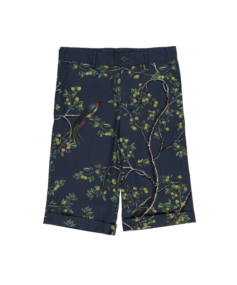 Image for TROUSERS Dolce & Gabbana Dark blue Boy Cotton