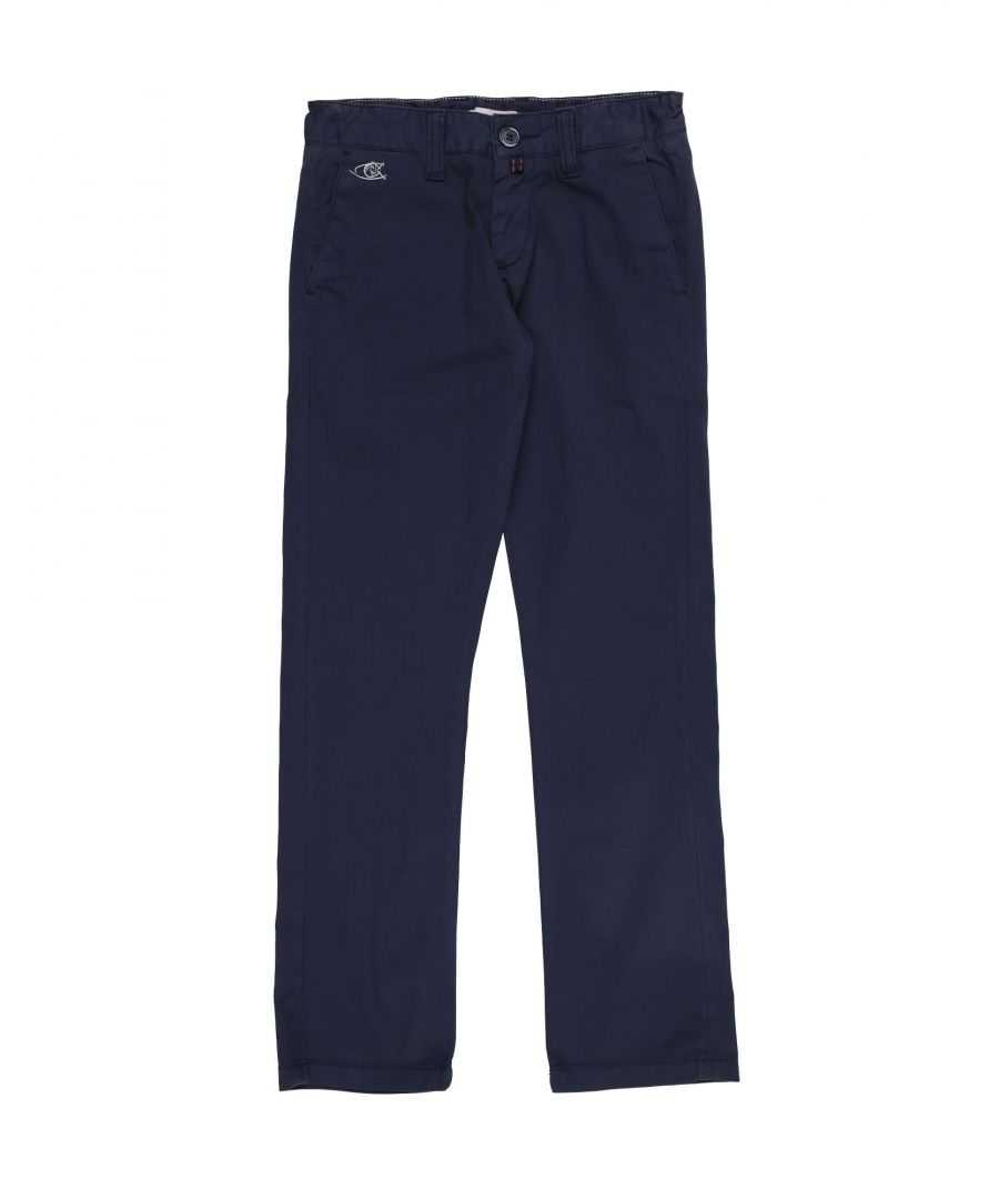 Image for Cantarelli Dark blue Boy Cotton Trousers