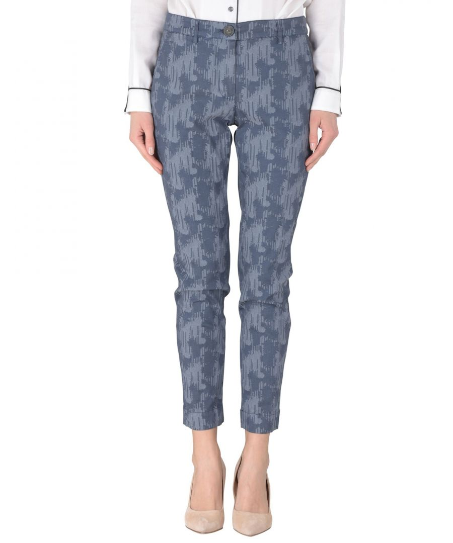 Image for Vivienne Westwood Anglomania Grey Cotton Trousers