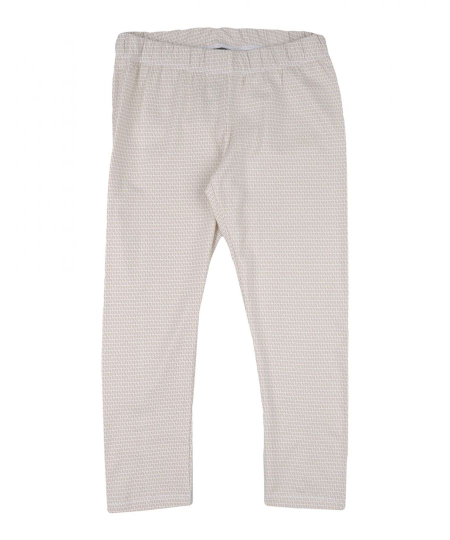 Image for TROUSERS Fendi Ivory Girl Cotton