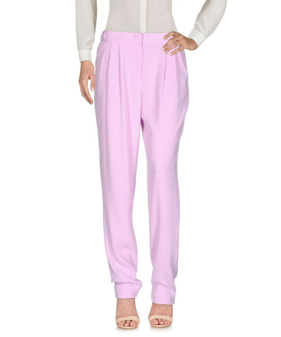 Image for TROUSERS Dkny Light purple Woman Triacetate