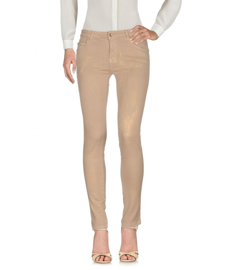 Image for TROUSERS Plein Sud Beige Woman Cotton