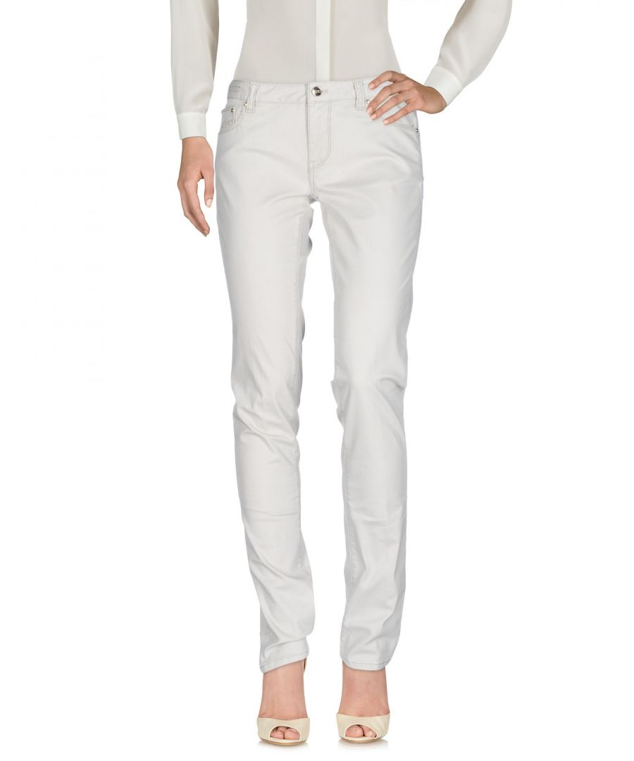 Image for TROUSERS Pt01 Light grey Woman Cotton