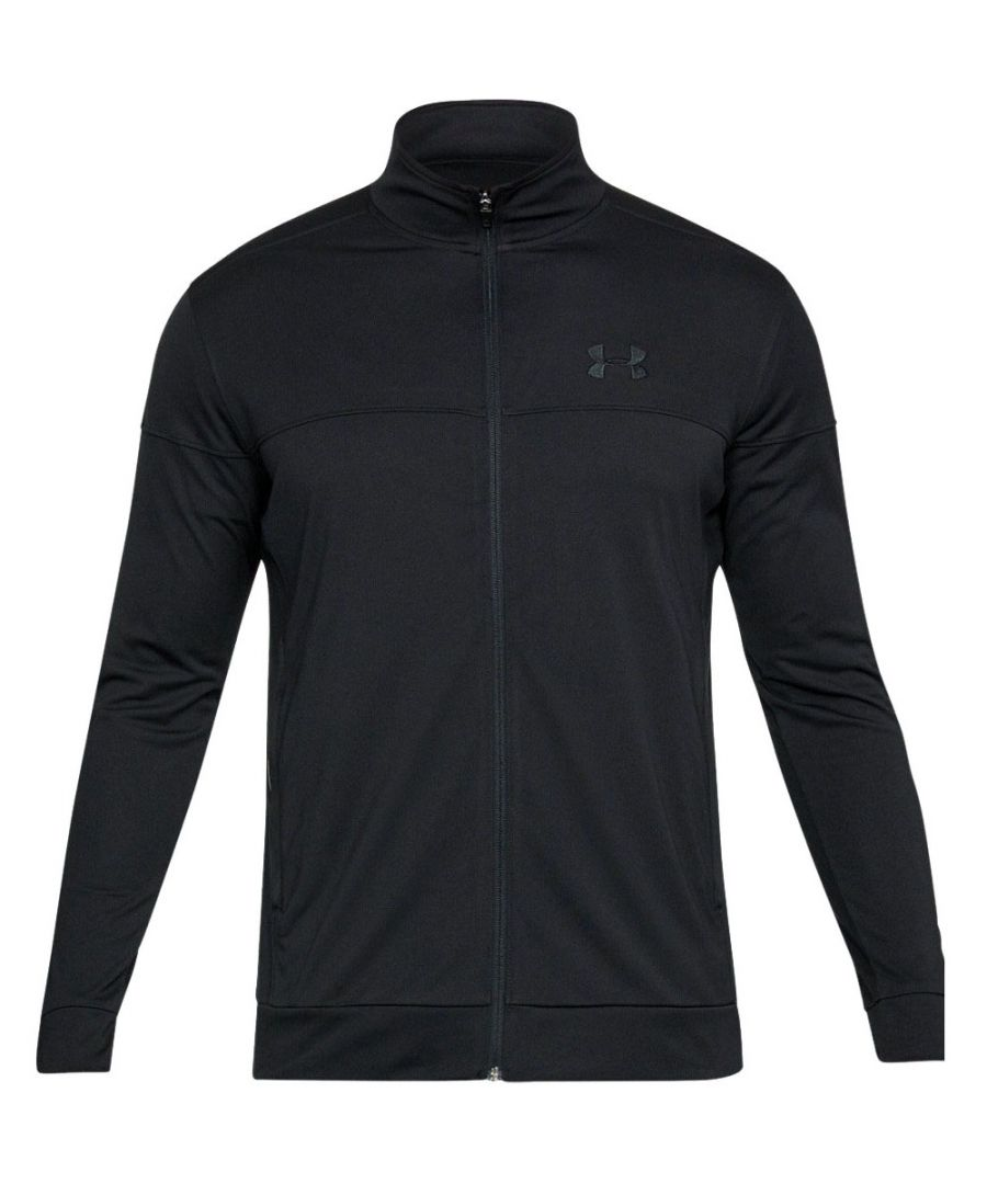 Image for Under Armour Mens Sportstyle Pique Training Softshell Jacket Coat