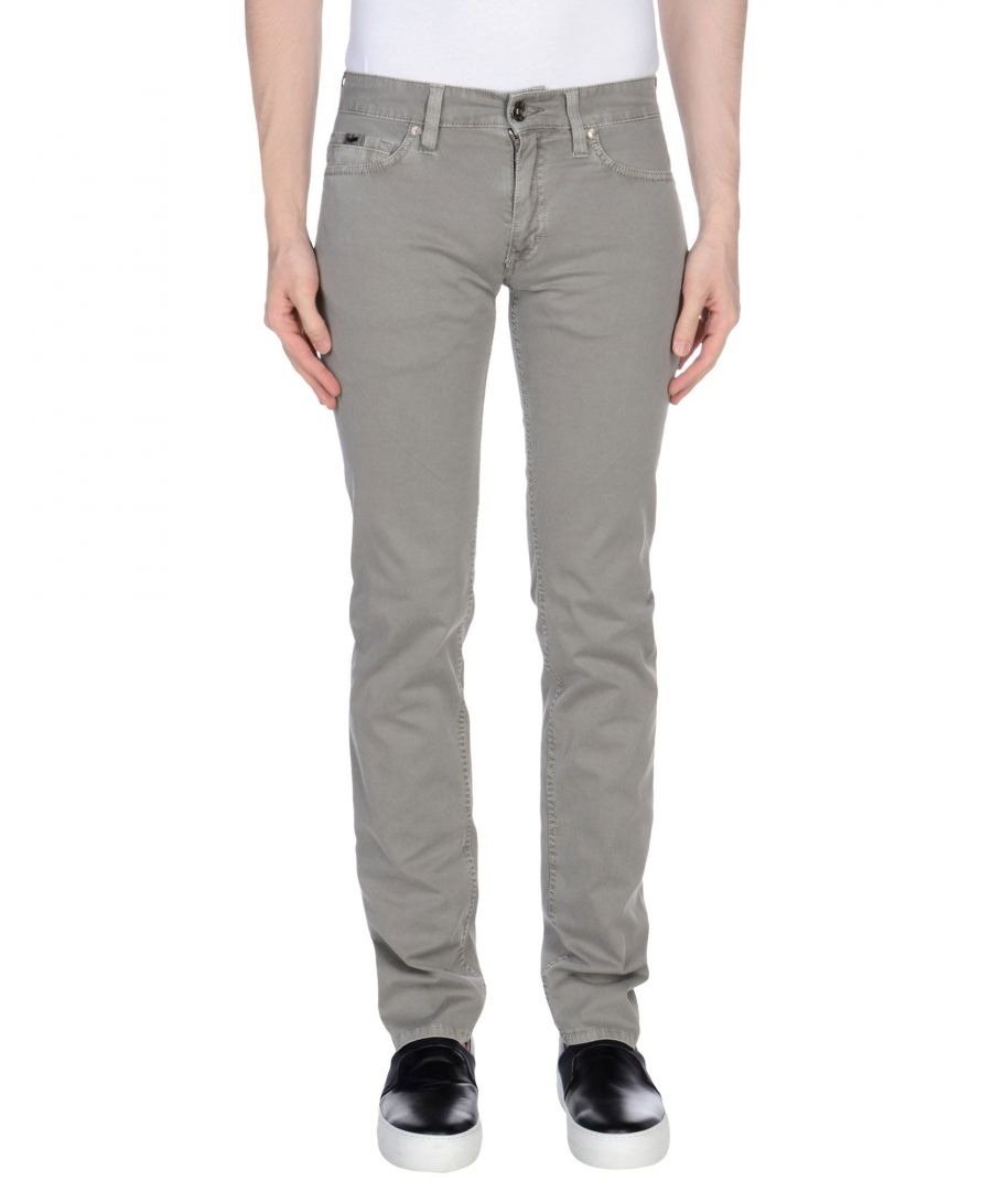 Image for Gas Grey Cotton Trousers