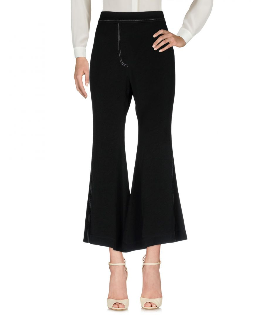Image for Ellery Black Casual Trousers
