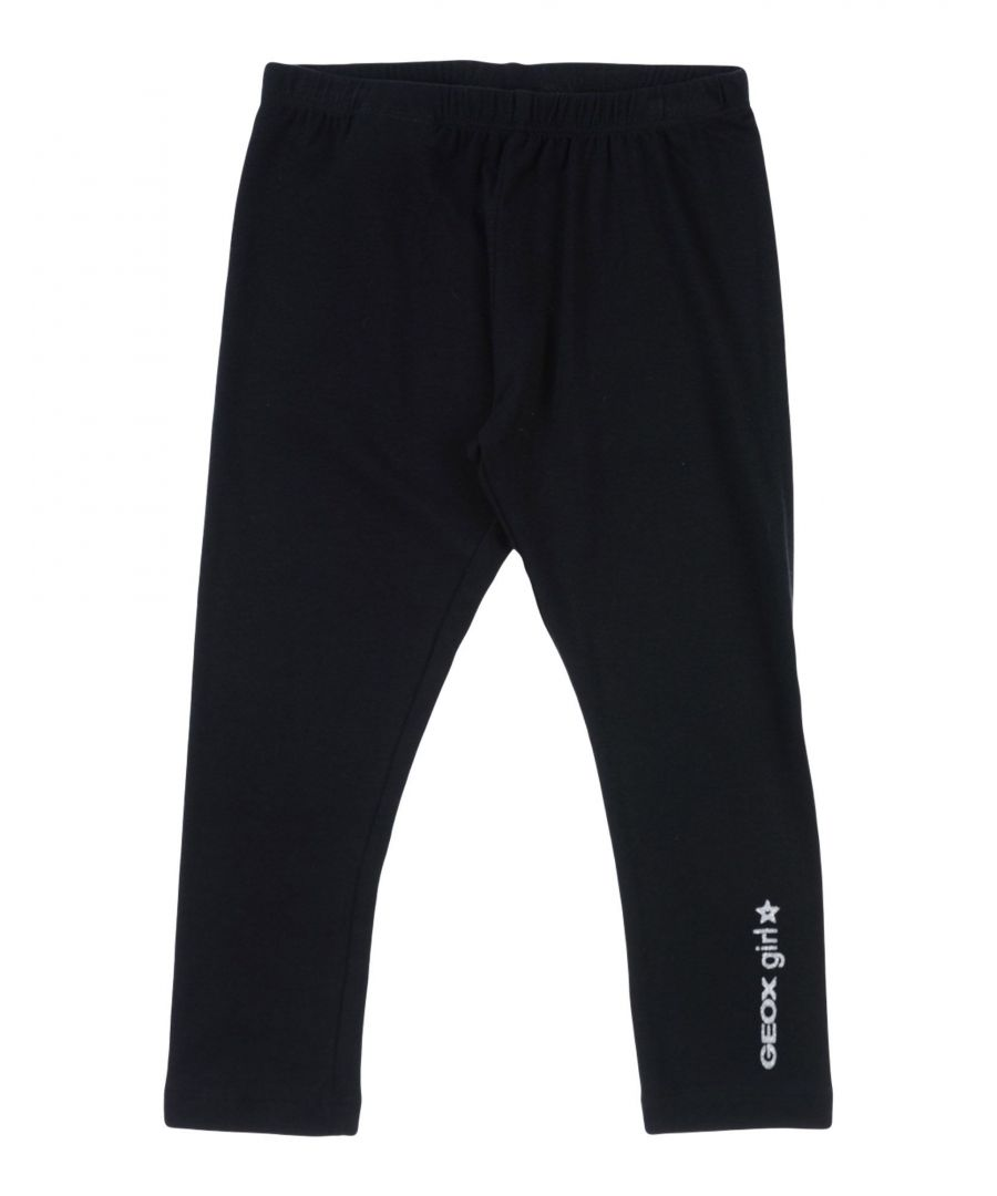 Image for TROUSERS Girl Geox Black Cotton