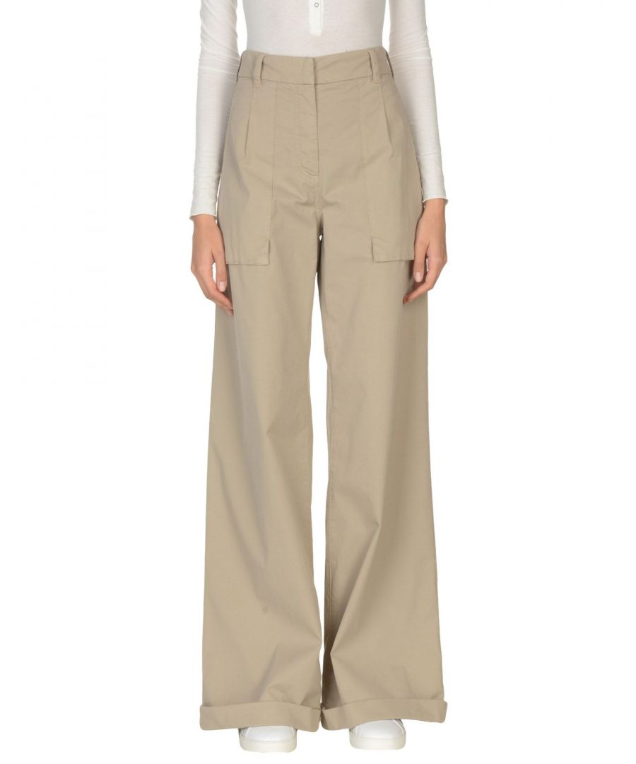 Image for Brunello Cucinelli Beige Cotton Casual trousers