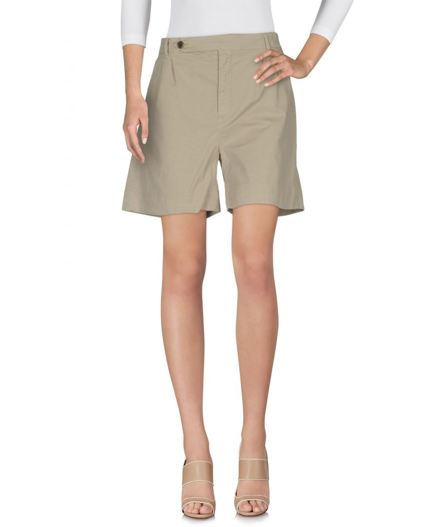 Image for True Nyc� Sand Cotton Shorts