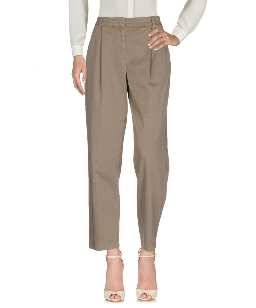 Image for TROUSERS Kubera 108 Camel Woman Cotton