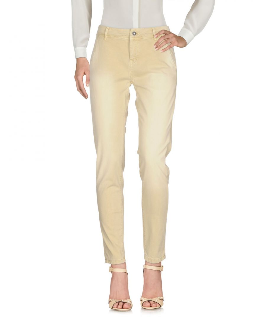 Image for TROUSERS Pepe Jeans Sand Woman Cotton