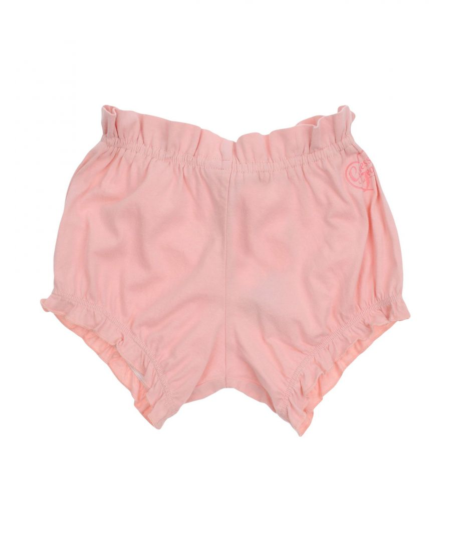 Image for TROUSERS Guess Light pink Girl Cotton