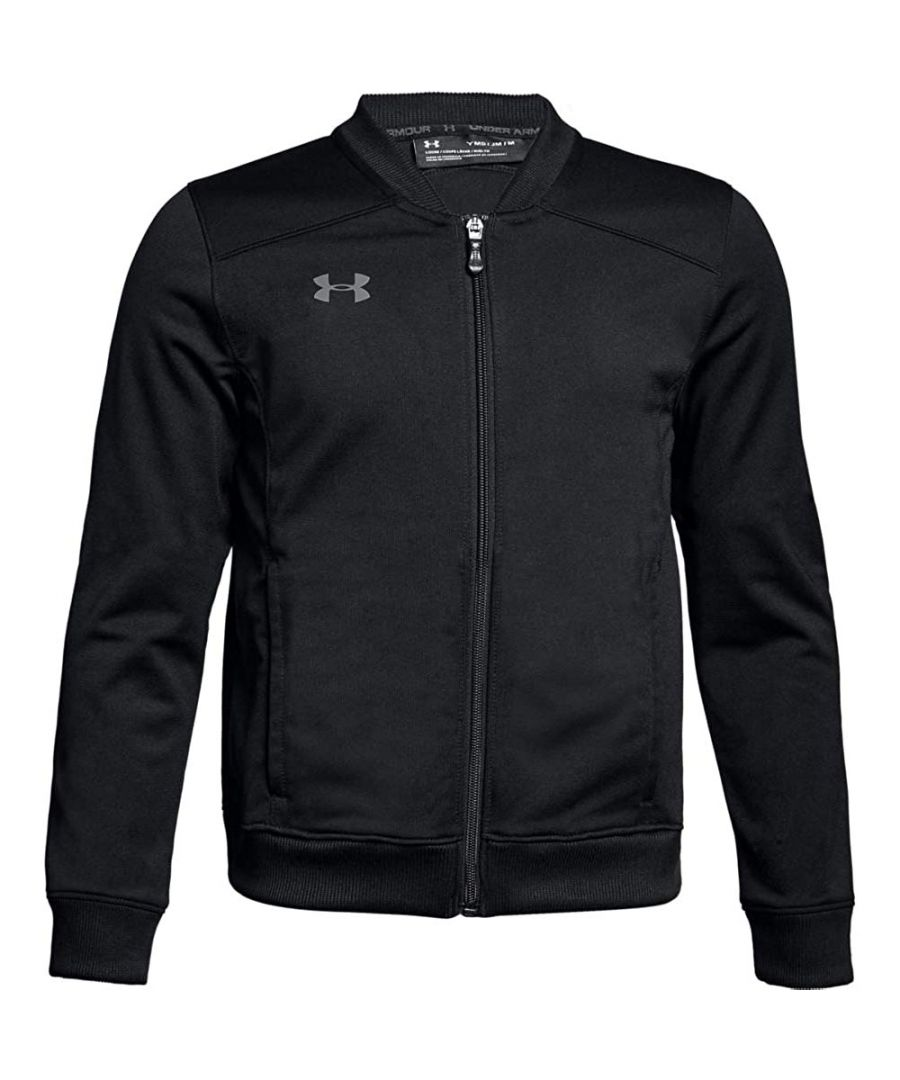 Image for Under Armour Challenger II Kids Jacket Black