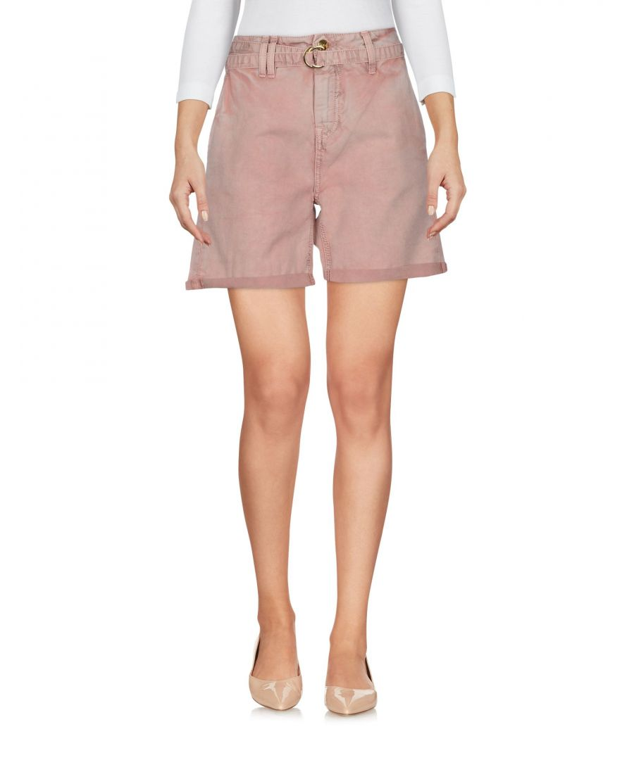 Image for Trousers Women's Cycle Pastel Pink Cotton