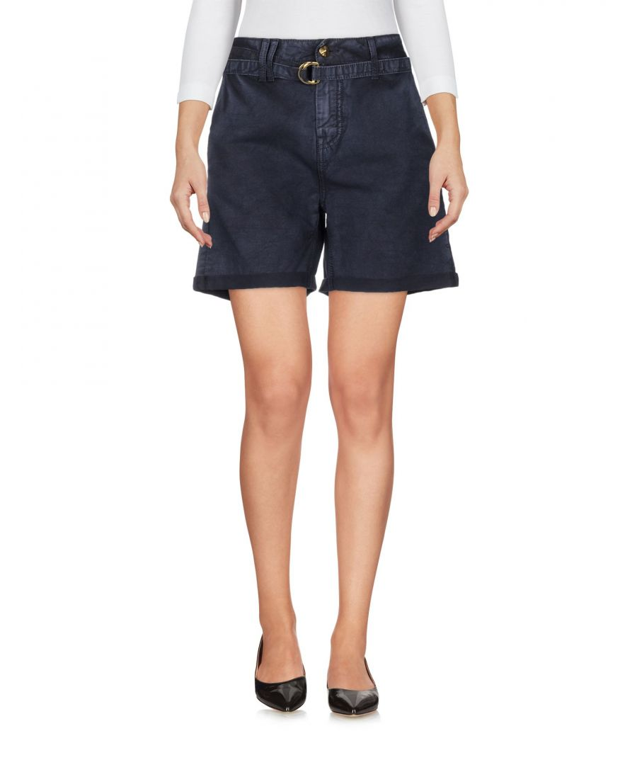 Image for Trousers Women's Cycle Dark Blue Cotton