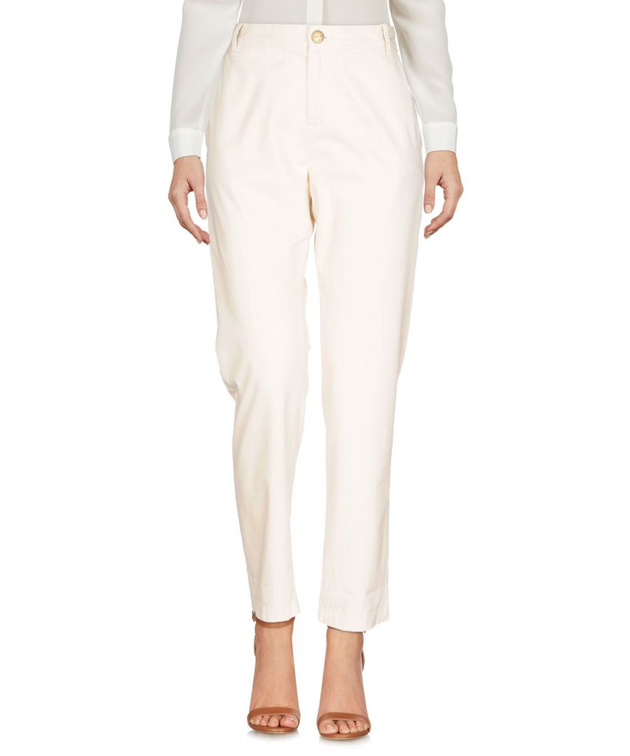 Image for TROUSERS Current/Elliott Beige Woman Cotton