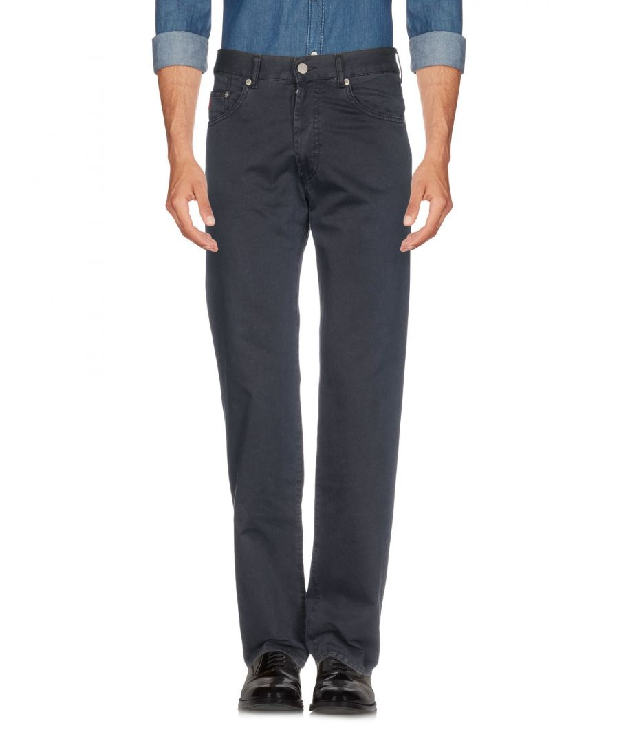 Image for TROUSERS Guess Steel grey Man Cotton