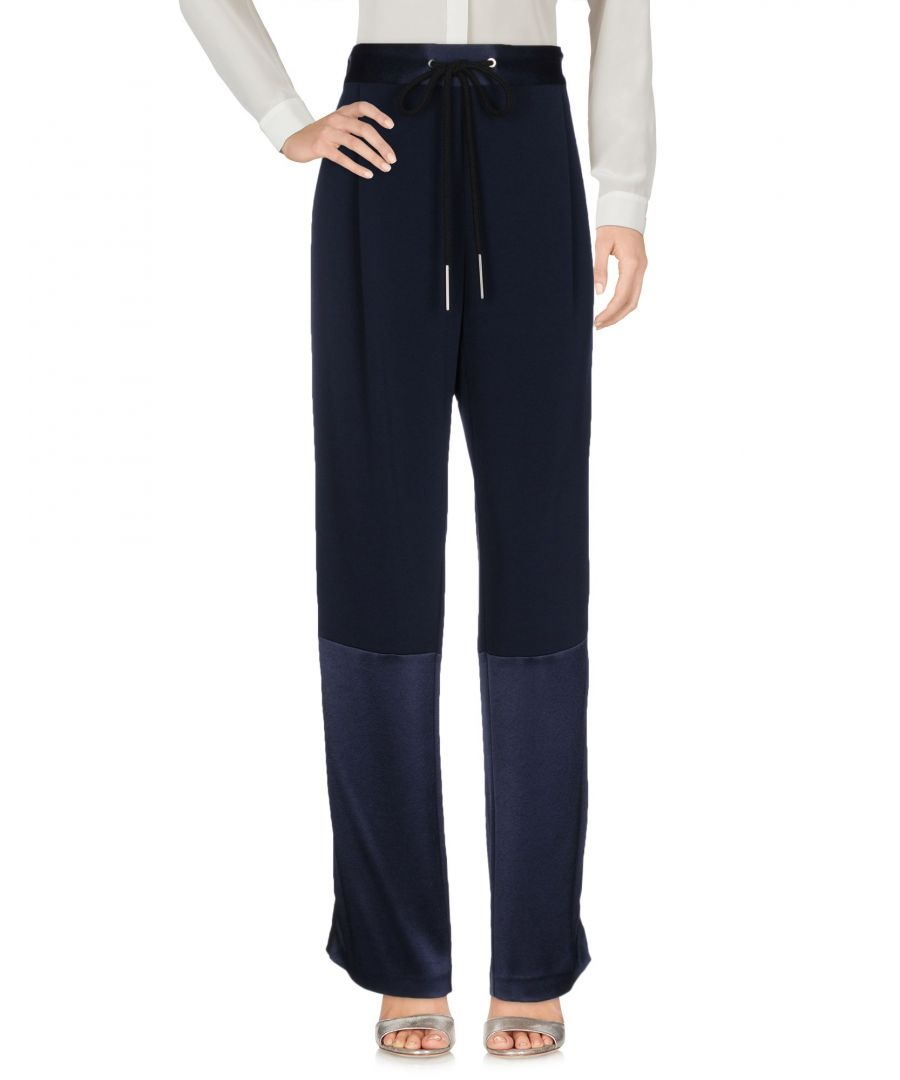 Image for Derek Lam 10 Crosby Dark Blue Trousers