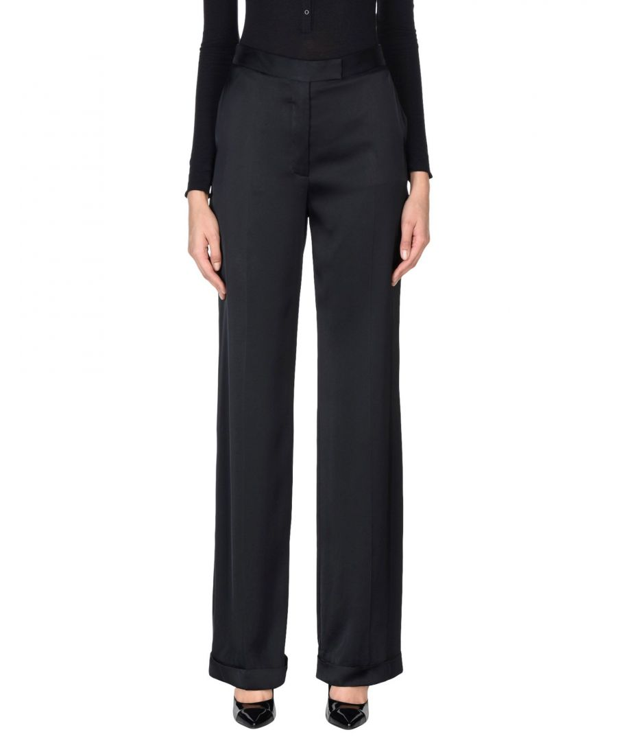 Image for TROUSERS Stella Mccartney Black Woman Viscose