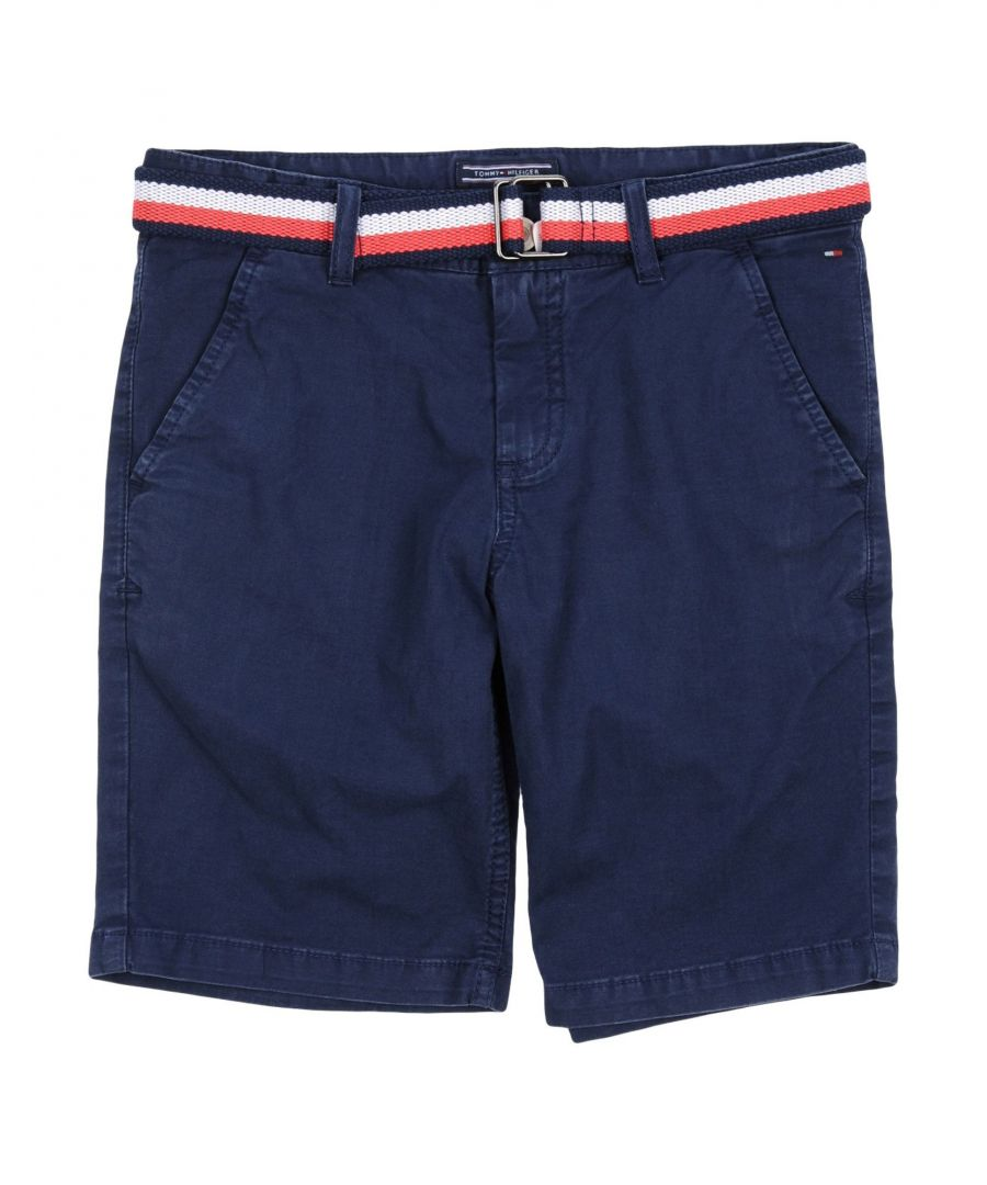 Image for TROUSERS Tommy Hilfiger Dark blue Boy Cotton