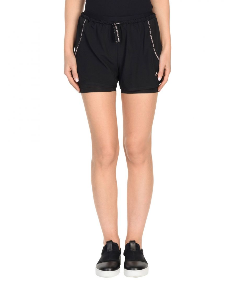 Image for Only Black Jersey Shorts