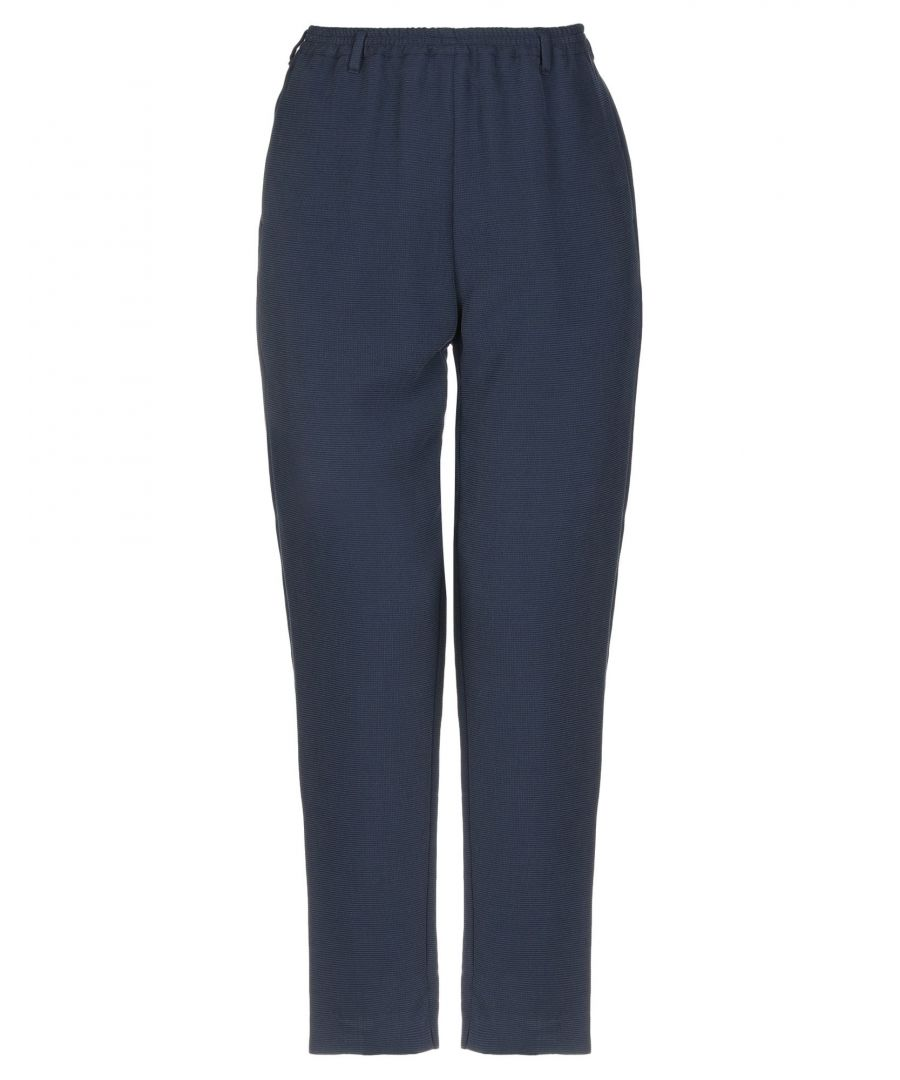 Image for Armani Jeans Dark Blue Modal Trousers