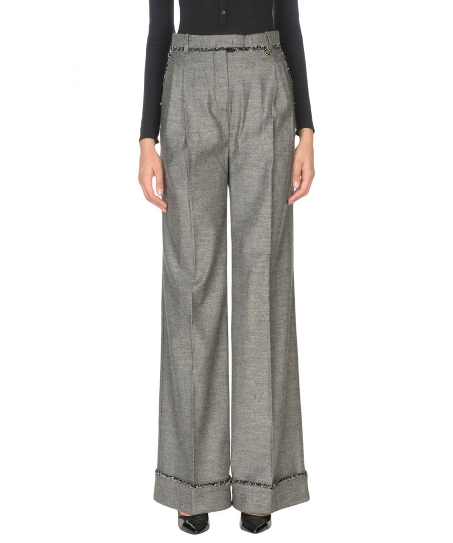 Image for TROUSERS Mangano Grey Woman Wool